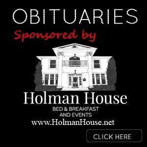 Holman House – HomePage Obituaries