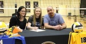 Haupt college signing