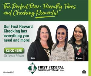 First Federal Bank of Mount Pleasant
