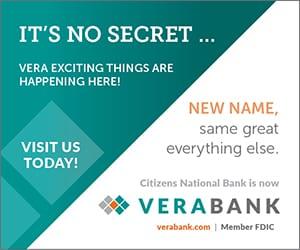 Vera Bank Banner