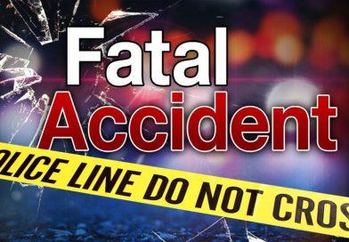 Man dies in one-car interstate crash