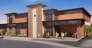 Harts Bluff ISD breaks ground on unique, new high school