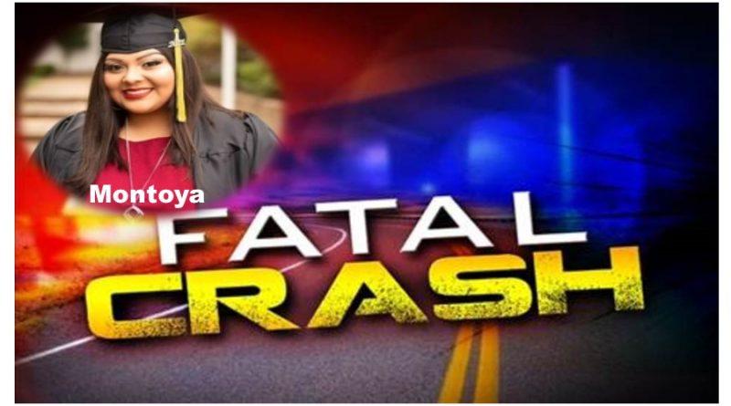 Mount Pleasant senior dies in tragic wreck